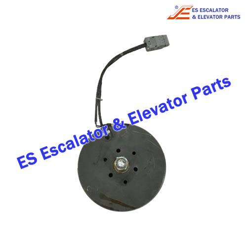 Escalator 127087 PMS230 Brake assembly