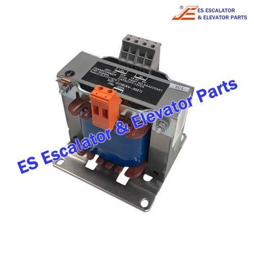 ESOTIS Elevator XAA225AR1 transformer