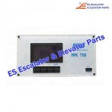 <b>Elevator MPK708 Main controller</b>