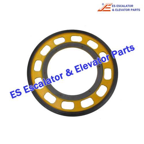 ES-KT073 Handrail Friction Wheel KM5252113H01