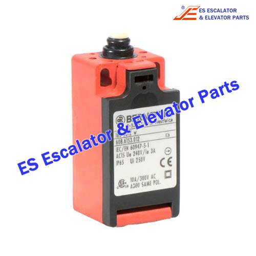 Elevator I88-A2Z w Limit Switch