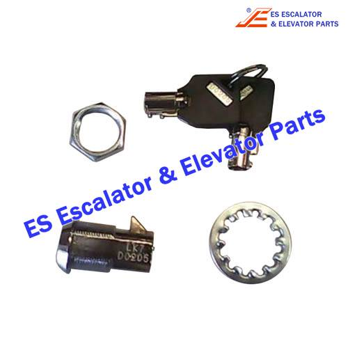 KONE Escalator KM281629 Key Lock