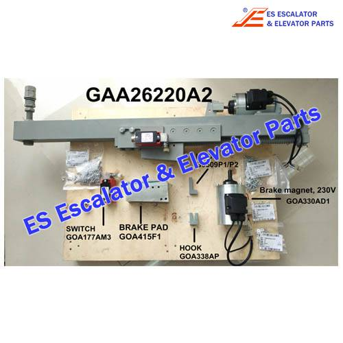 OTIS Escalator GOA330AD1 Brake Magnet
