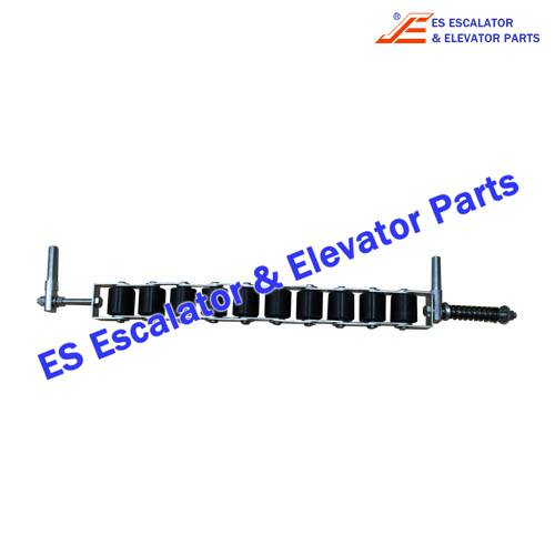 Escalator DQL001 Handrail pressure roller chain