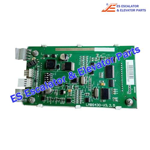 OTIS Elevator LMBS430-v3.2.5 display board