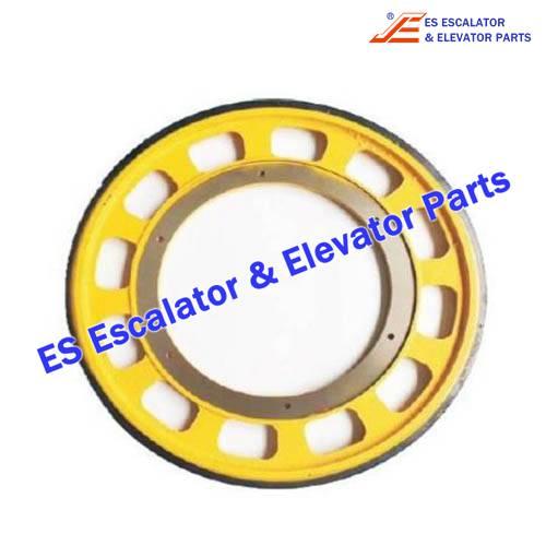 Escalator DAA261NNN1 Friction Wheel