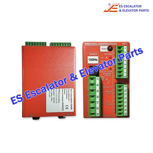 Escalator GAA639BM1 Device RC3 100hz