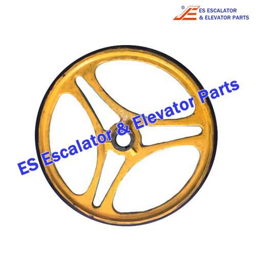 Escalator 453090001790 Friction wheel