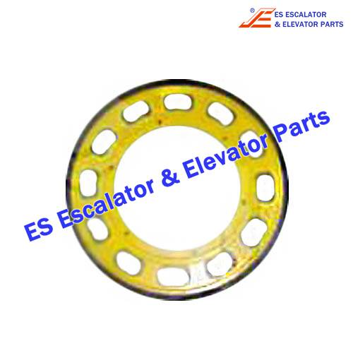SJEC Escalator Friction wheel R9157FCD0001