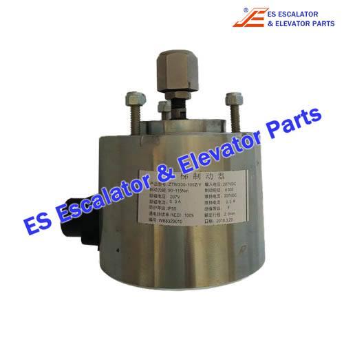 Escalator Part DEE1484922 Escalator Brake Magnet