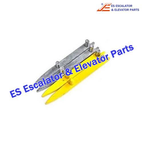 schindler Escalator SMR898744 comb finger end