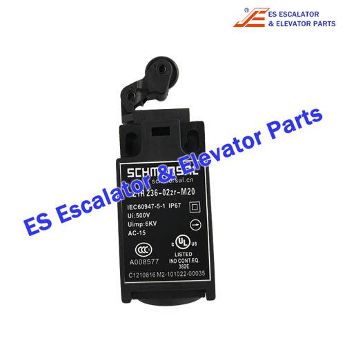 SJEC Escalator Z1R236-02Zr-M20 Safety switch