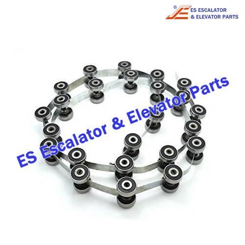Thyssenkupp Escalator 1737525800 Velino Newell Chain