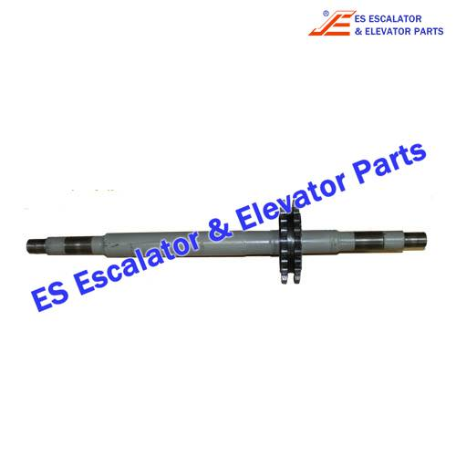 Escalator SMH405622 handrail axle