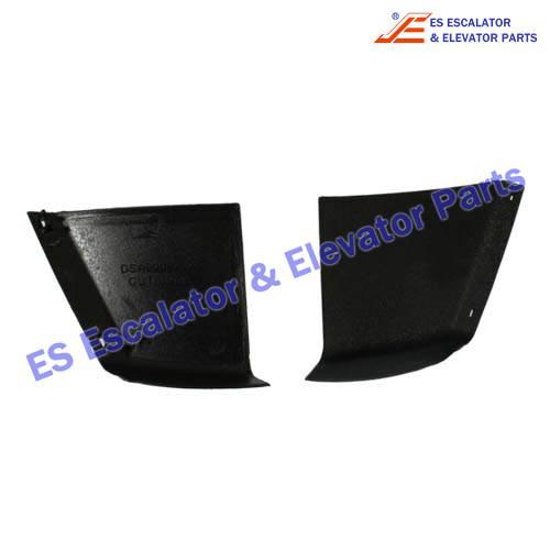 <b>Escalator DSA000B232C Plastic deflector</b>