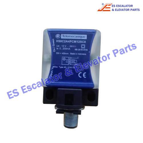 <b>ESSJEC Escalator XS8C2A4PCM12SC8 Contactor</b>