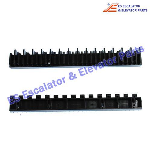 OTIS Escalator XAB455K2 Step Demarcation