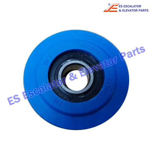 Escalator 1700036 Roller