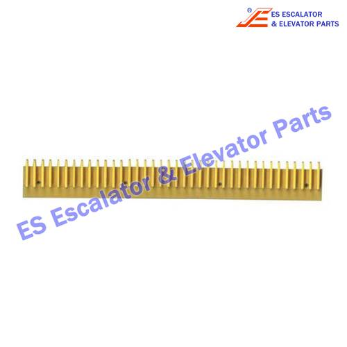 HITACHI Escalator H2106211 Rear yellow demarcation