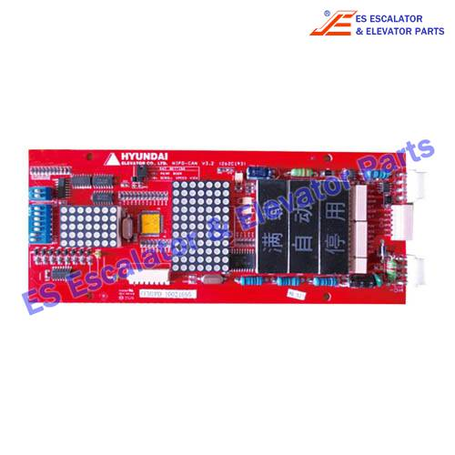 Elevator HYDI07 HPID-CANV3.2 Display Board