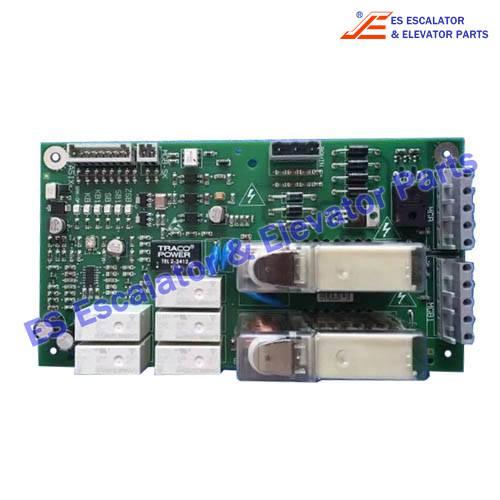 ESSchindler ID.NR.591840 brake control board