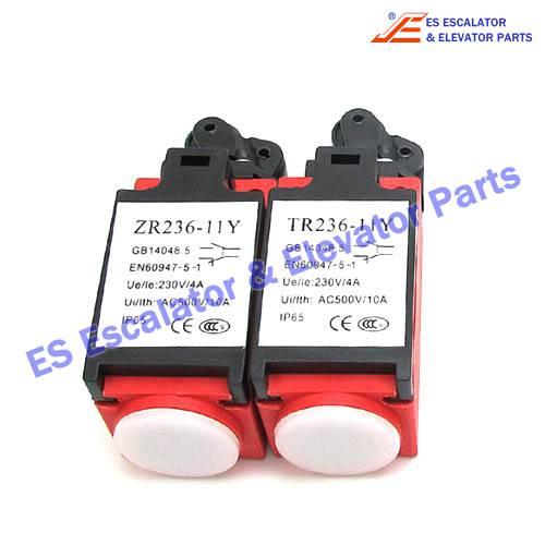 Hitachi Elevator Parts ZR236 TR236 Speed limiter tensio