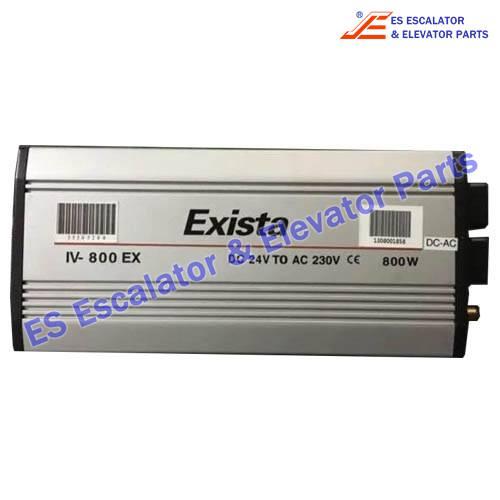 ESSchindler IV-800EX24VDC 59712758 C161201920 EXISTA800 inverter