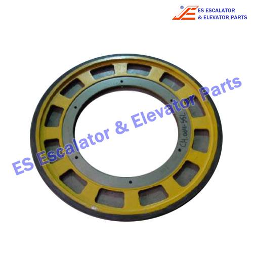 Escalator SSL-00006 Handrail Friction Gear
