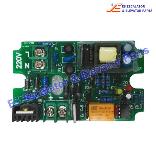 SJEC Elevator Parts WND220-3 Power Board