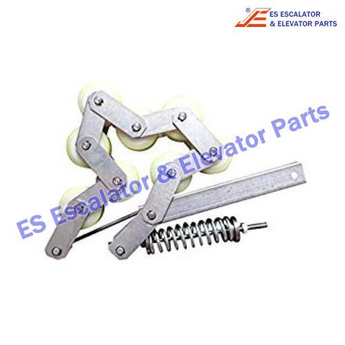 Escalator 513NPE GAA332AB1 handrail tension roller chain (10 rollers)