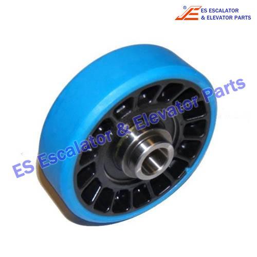 Escalator Parts GAA290CF1 Roller And Wheel