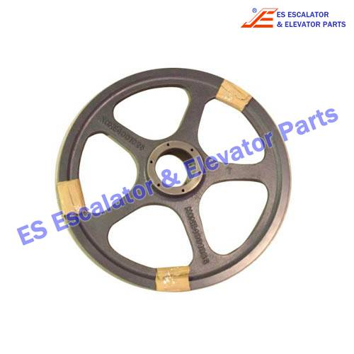 Escalator Friction Wheel DEE4001056