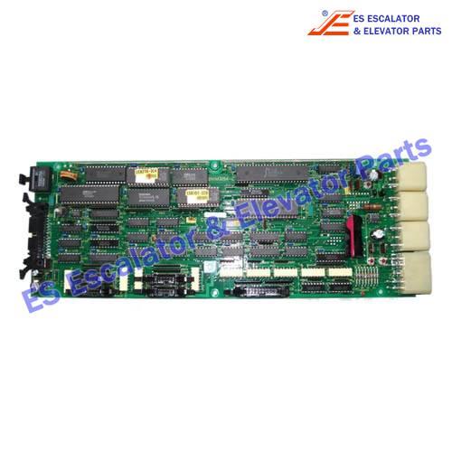 Toshiba Elevator CCU-A UCEI PCB
