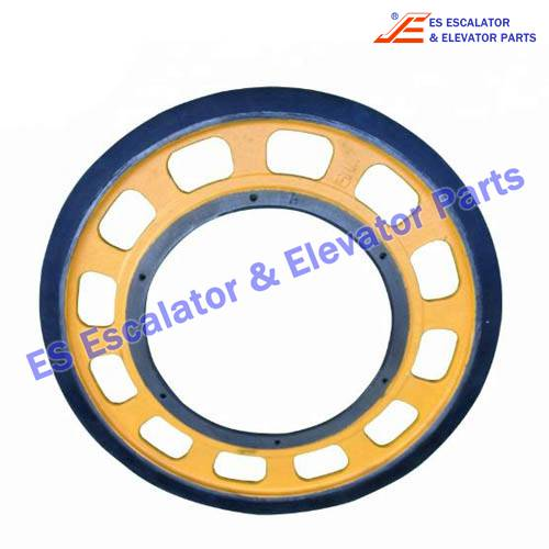 Escalator SCH388728 Friction Wheel 587*30mm