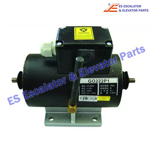 OTIS Escalator Part GO222P1 Brake Solenoid