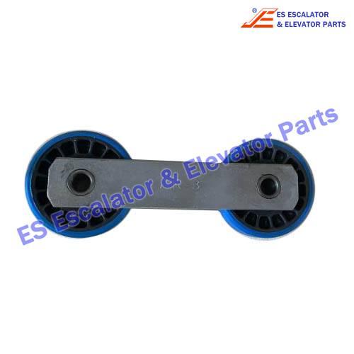 Escalator GBA26150AH19 Inner link for step chain