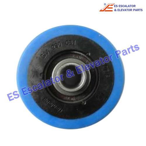 Escalator GAA290CB1 Step Roller
