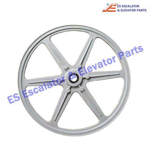Escalator DEE3721444 Wheel