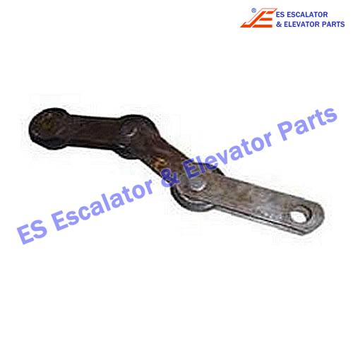 ESThyssenkrupp Escalator Parts 7008300000 Singular Step Chain 205KN