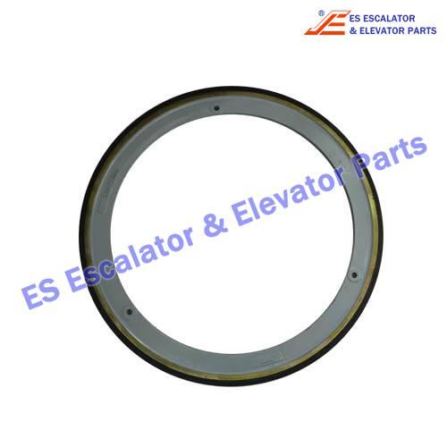 ESThyssenkrupp Friction Wheel Ring 17091150 Φ688X34mm