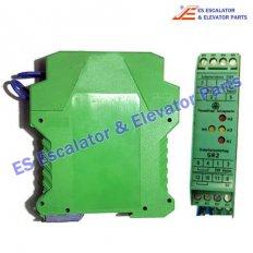 <b>Elevator 65190007497 SR2 Module</b>