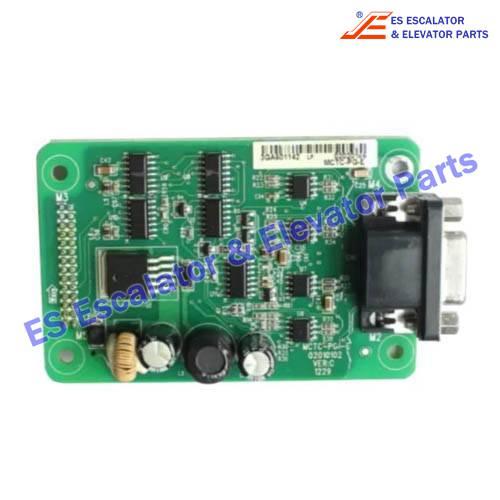 MCTC-PG-E Encoder PCB