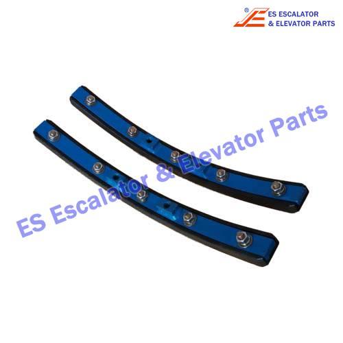 ESLG/SIGMA Escalator DSL3L05409A Handrail with pressure rail