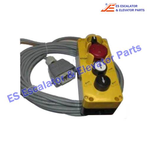 Escalator GBA26220BX3 Inspection tool