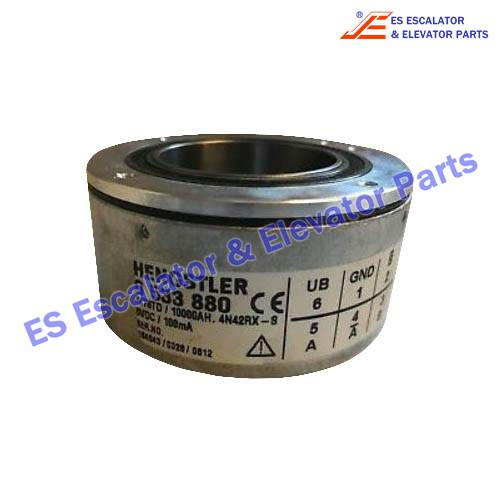 Escalator Parts 0533880 Encoder