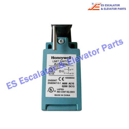 Escalator Parts ZLDC06A4J Limit switch