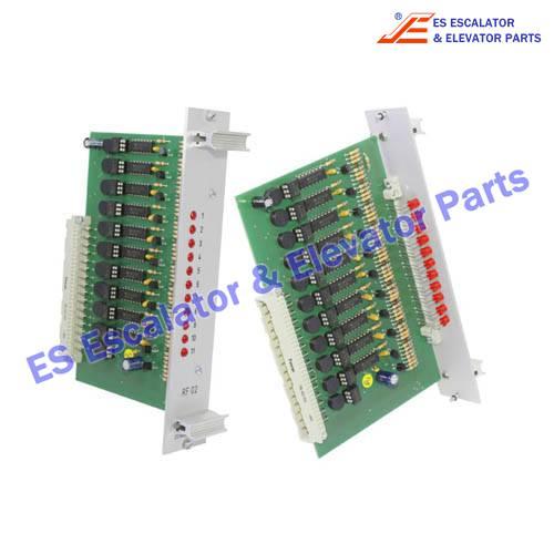 Elevator DEE1752323 PCB