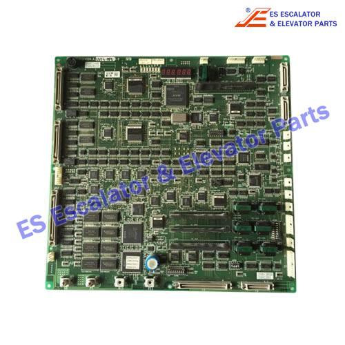 Elevator HVF3-MPU PCB