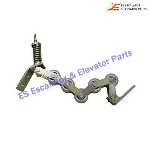 Escalator DSA000B176 Tension Roller