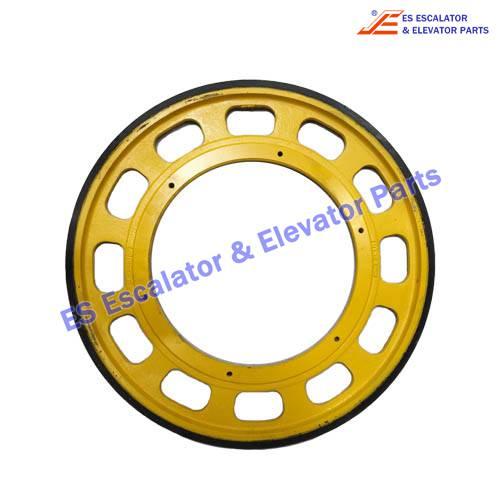 Escalator 388782 Friction Wheel